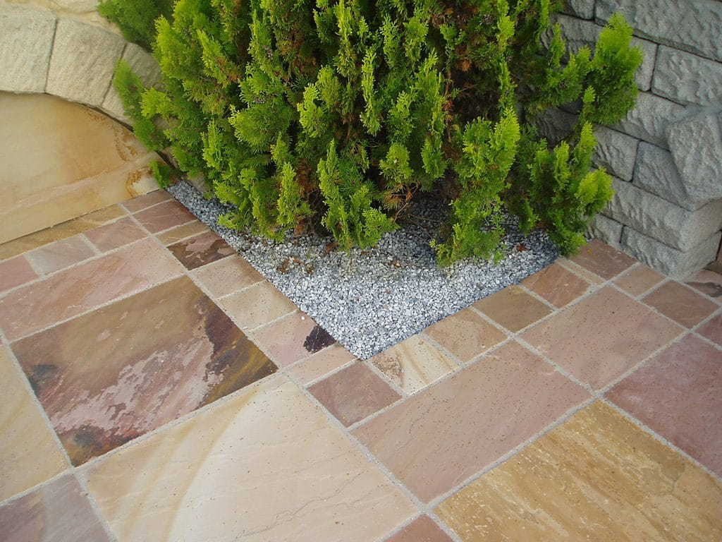 Private Home Surface Paving Wall