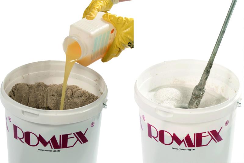 rompox profi easy mixing