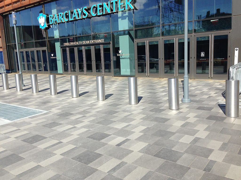 Barclays Center Brooklyn New York Front