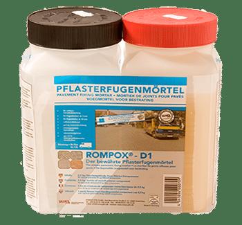 Rompox D1 Professional Gravel Grit Stone Binder