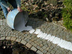 1 Romex History Paving Jointing Mortar