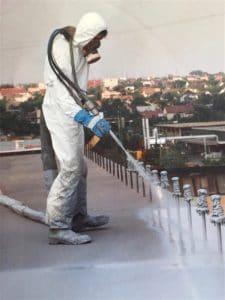 5 Romex History Spray Technique