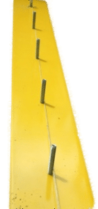 Earth anchor rail isatec eas1200