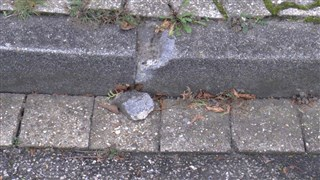 Rompox D4000 Repair of curbstones