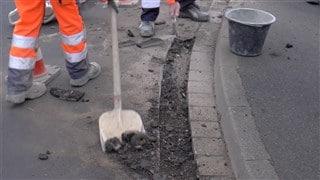 Rompox D4000 Repair of road damage