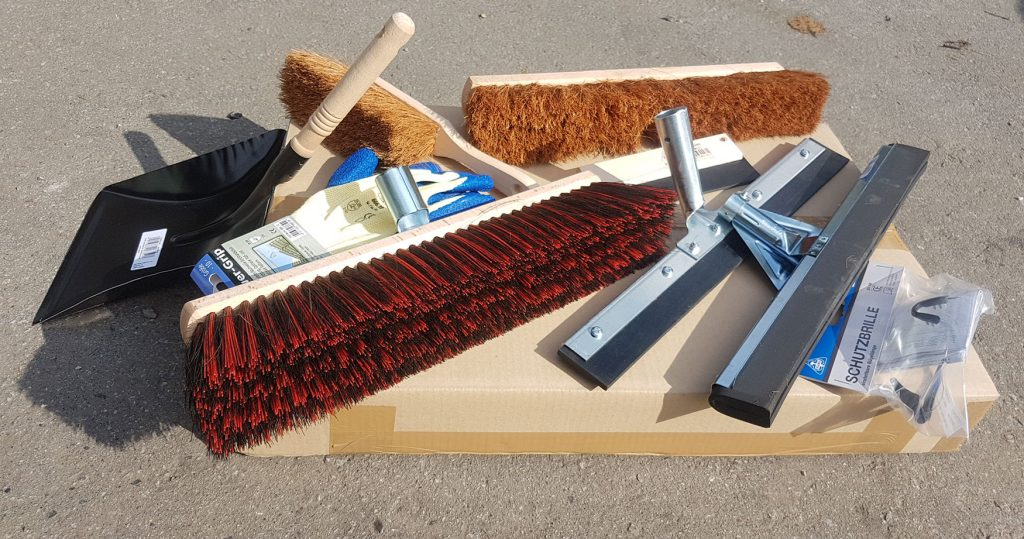 contractor install tool kit