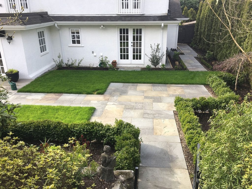 Patio Natural Stone with Rompox Drain image 3