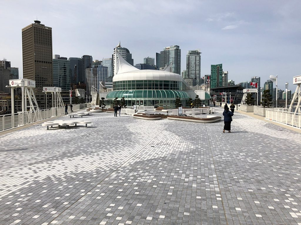 Romex RSG D1 Canada Place marble completed image 18