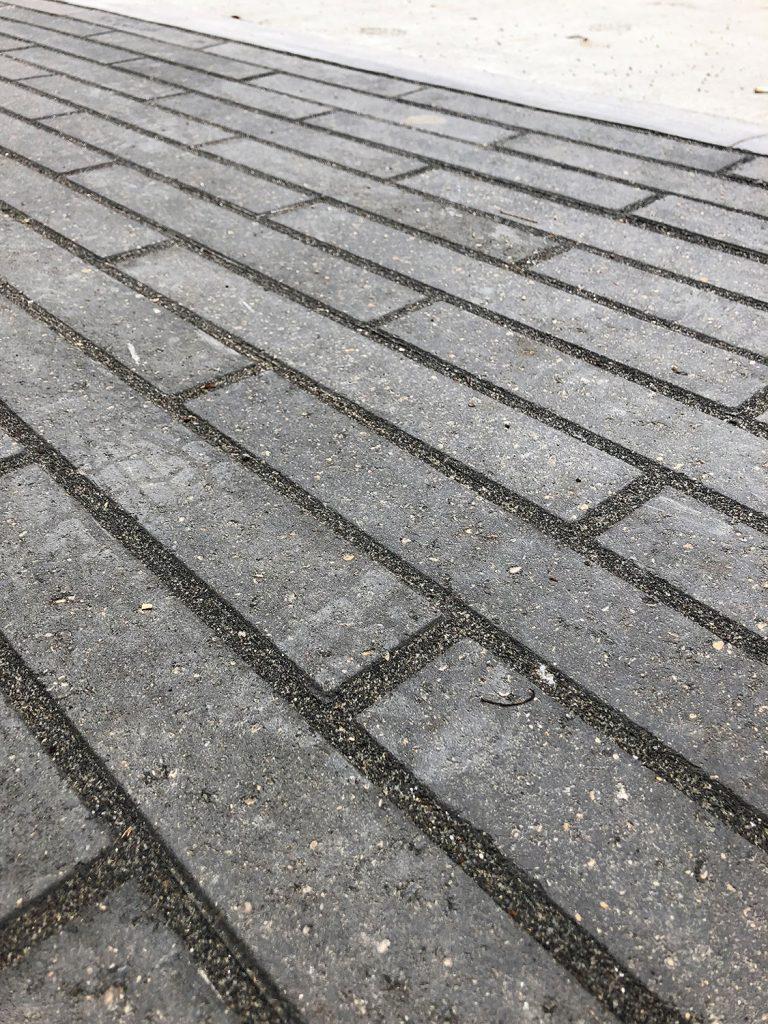 Romex DrainBA Permeable Concrete Paving