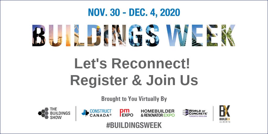 Buildings Week Romex Canada