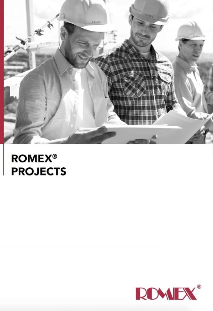 ROMEX Projects