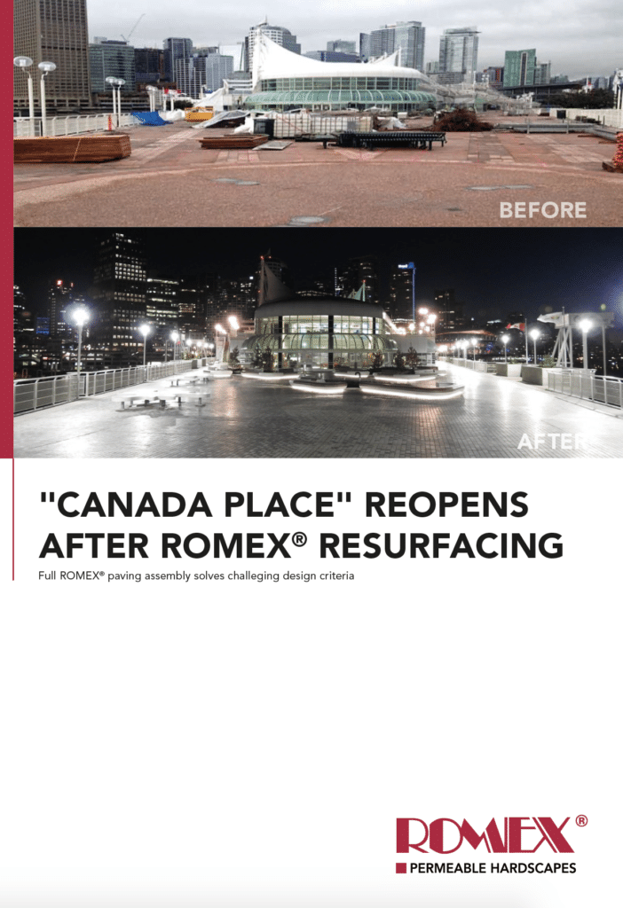 Canada Place Case Study