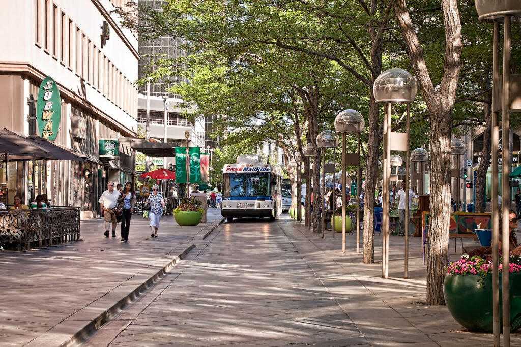 16th Street Mall CO 1