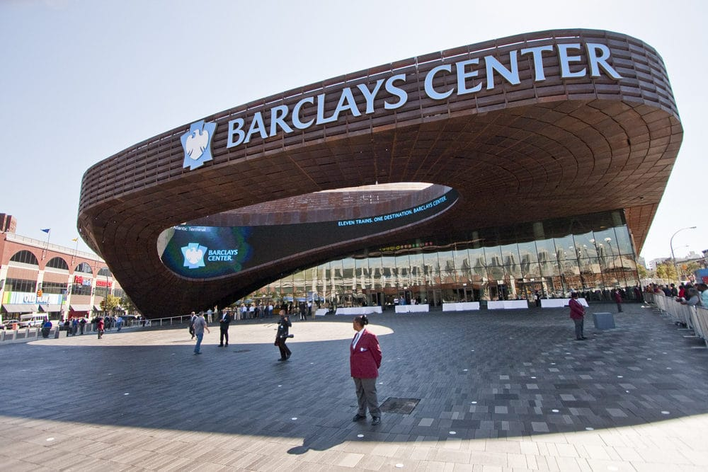 ROMEX Barclays Center NYC 1